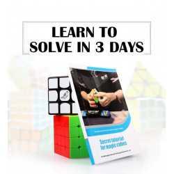 Secret tutorial for magic cubes