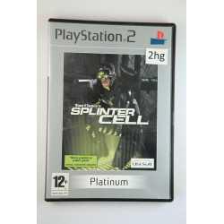 Tom Clancy's Splinter Cell (Platinum, CIB)