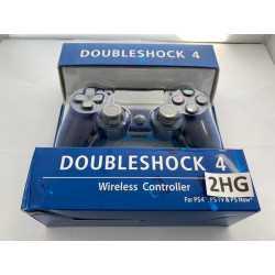 PS4 Controller Draadloos Doubleshock 4 Donker Blauw (new)