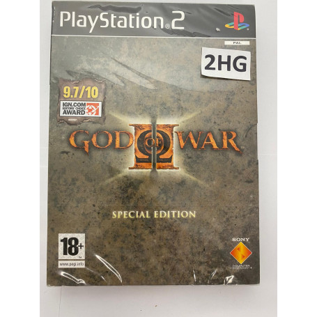 God of War II Special Edition (Sealed)