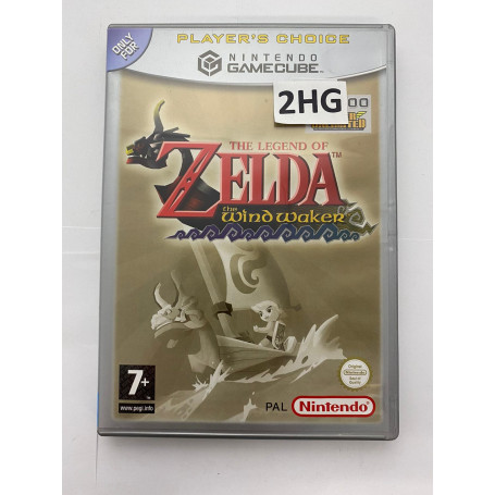 The Legend of Zelda: The Wind Waker (Platinum)