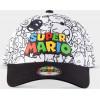 Super Mario Villians AOP Adjustable Cap