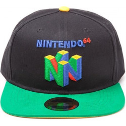 Nintendo - N64 Logo Snapback