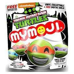 MyMoji Teenage Ninje Turtles Blindbags - 1 zakje
