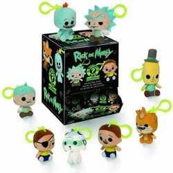 Funko Mystery Mini Rick & Morty Plushies - 1 stuks