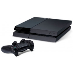 Playstation 4 Console 500GB + Controller