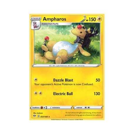 057/189 Ampharos