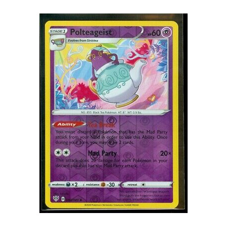 083/189 Polteageist RH