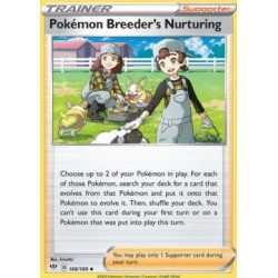 166/189 Pokémon Breeder's Nurturing