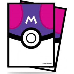 Ultra Pro - Deck Protector Sleeves - Master Ball