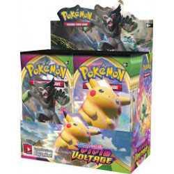 Pokémon Vivid Voltage Booster Box