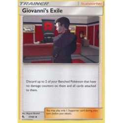 Giovanni's Exile (HIF 057)