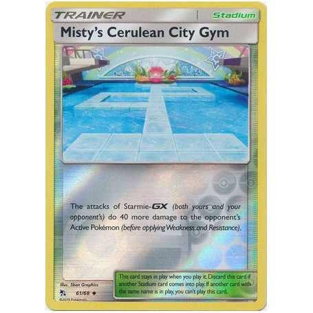 Misty's Cerulean City Gym (HIF 061)