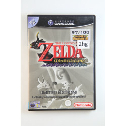 Zelda Wind Waker Limited Edition