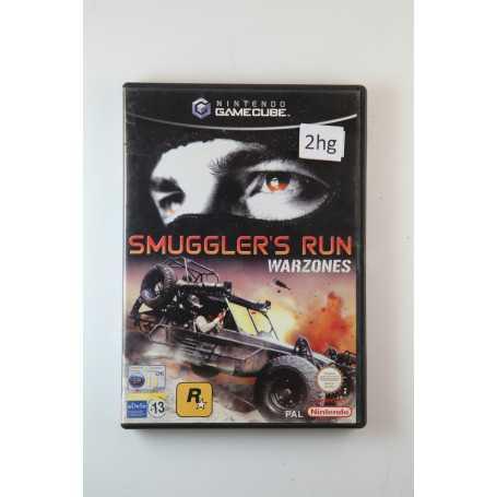 Smuggler's Run: Warzones (CIB)