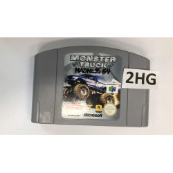 Monster Truck Madness 64 (losse cassette)