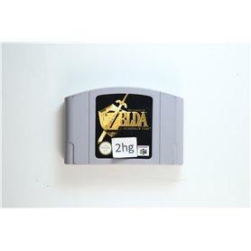 The Legend of Zelda: Ocarina of Time (losse cassette)
