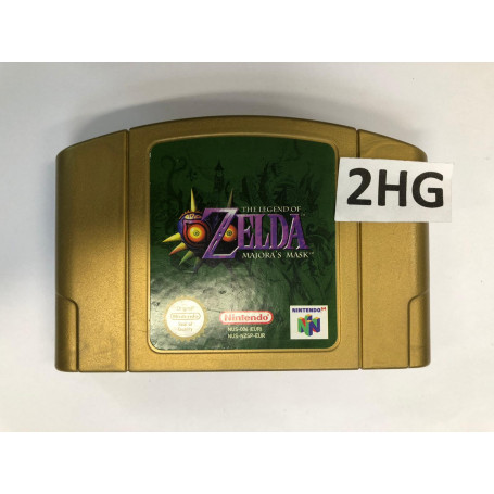 The Legend of Zelda: Majora's Mask (losse cassette)