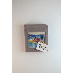Super Mario Land (slechte sticker, losse cassette)