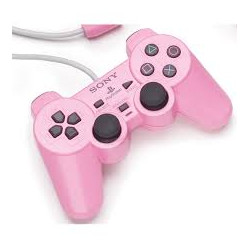PS2 Controller Rood
