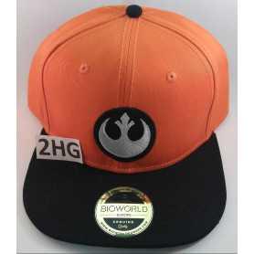Star Wars Cap Orange