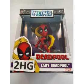 Metals Die Cast Jada: Lady Deadpool