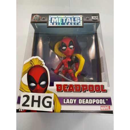 Metal Die Cast Jada: Lady Deadpool