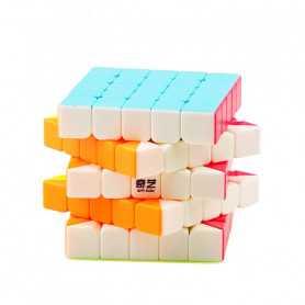Qiyi 5x5 Stickerless