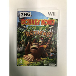 Donkey Kong Country Returns (CIB)