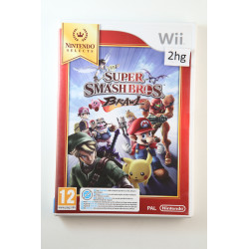 Super Smash Bros Brawl (nintendo selects)
