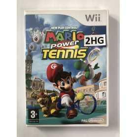 New Play Control Mario Power Tennis
