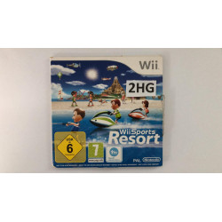 Wii Sport Resort (cartbox)