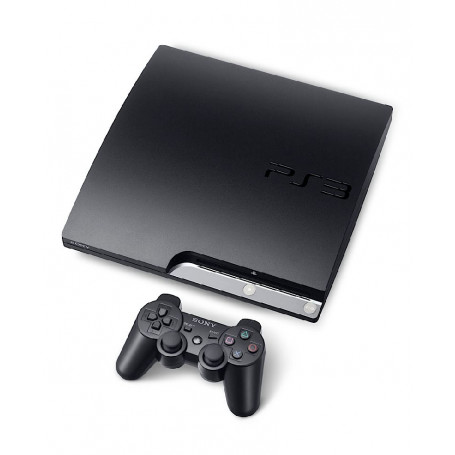 PS3 Console 250GB incl. Controller