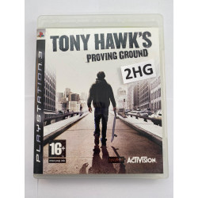 Tony Hwak's Proving Ground
