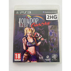 Lollipop Chainsaw (CIB)