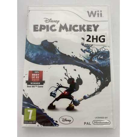 Disney's Epic Mickey