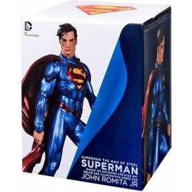 Superman - Superman the Man of Steel (new)