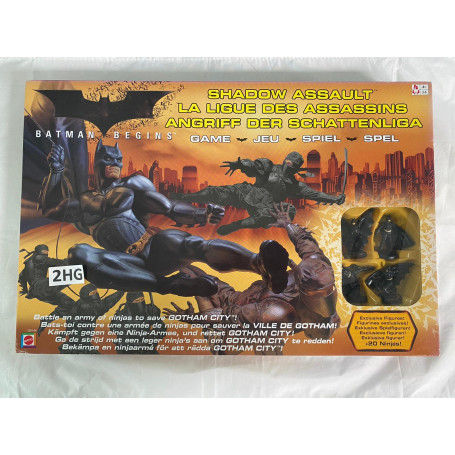 Batman Begins Shadow Assault