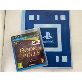 Wonderbook: Book of Spells incl. Wonderbook