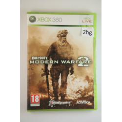Call of Duty Mordern Warfare 2