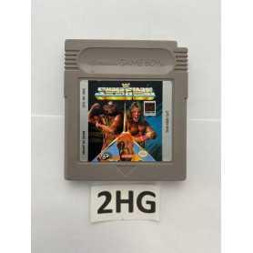WWF Super Stars (losse cassette)