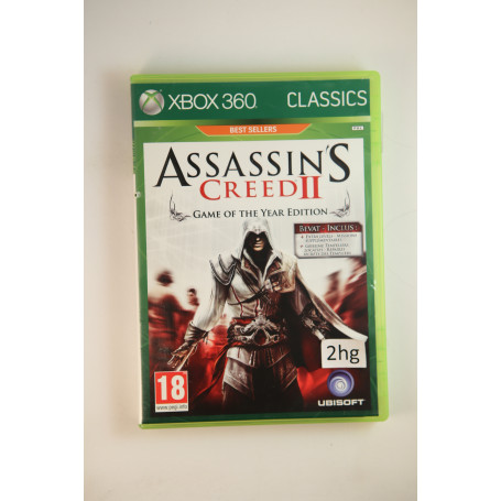 Assassins Creed 2 Game Of The Year Edition