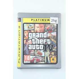 GTA IV (Platinum)