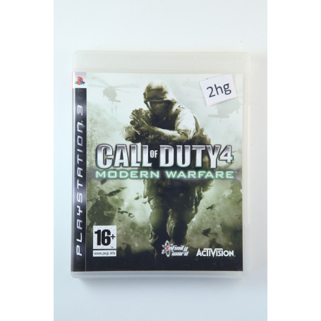 Call of Duty 4 Modern Warfare (los spel)