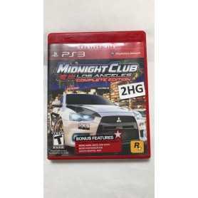 Midnight Club Los Angeles Complete Edition (Essentials)