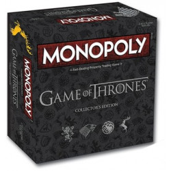 Monopoly Game of Thrones Collector's Edition (new)