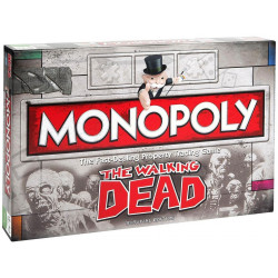 Monopoly The Walking Dead (new)