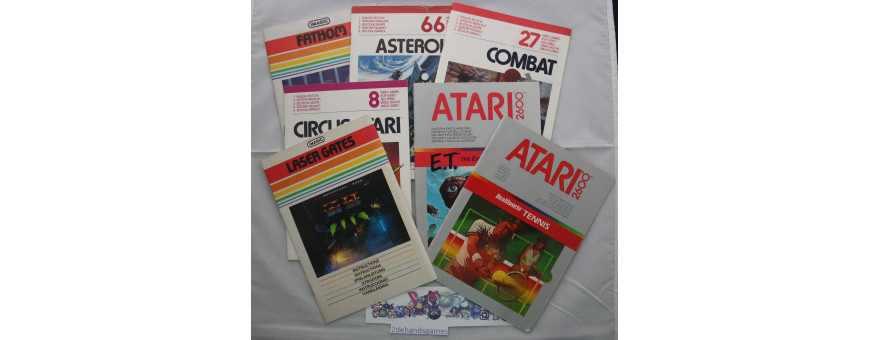 Atari 2600 Boekjes