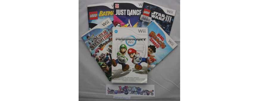 Wii Boekjes