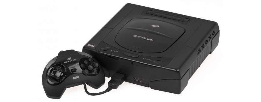 Sega Saturn Console en Toebehoren
